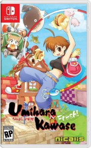 UMIHARA KAWASE FRESH SWITCH