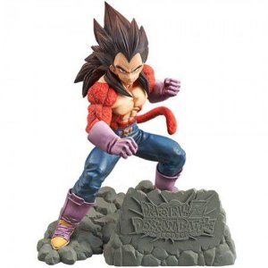 FIGURA BANPRESTO DRAGON BALL Z DOKKAN BATTLE VEGETA SS4