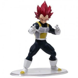 FIGURA BANDAI DRAGON BALL STYLING SSG VEGETA