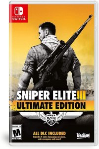 SNIPER ELITE 3 SWITCH