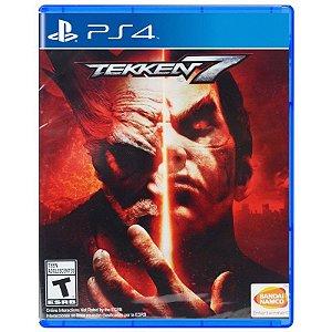 TEKKEN 7 PS4 USADO