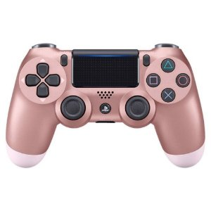 CONTROLE DUALSHOCK 4 ROSE GOLD PS4