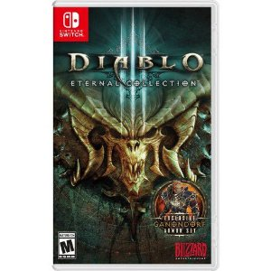 DIABLO 3 ETERNAL COLLECTION - SWITCH USADO