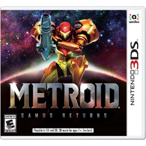 METROID SAMUS RETURNS 3DS USADO