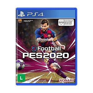 EFOOTBALL PRO EVOLUTION SOCCER 2020 PS4 USADO