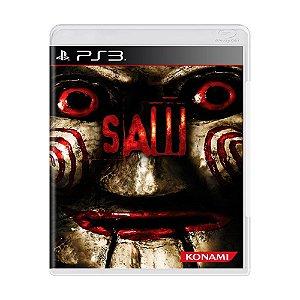 SAW PS3 USADO
