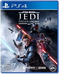 STAR WARS JEDI FALLEN ORDER PS4