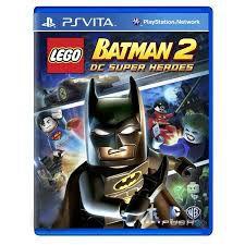 LEGO BATMAN 2 DC SUPER HEROES PSVITA USADO