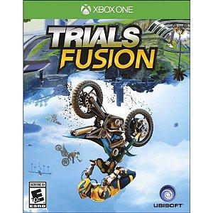 TRIALS FUSION XBOX ONE USADO