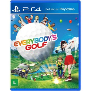 EVERYBODYS GOLF PS4 USADO