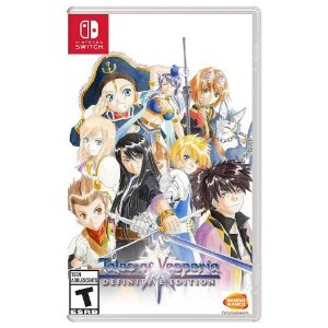 TALES OF VESPERIA DEFINITIVE EDITION - SWITCH USADO