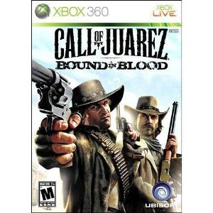 CALL OF JUAREZ BOUND IN BLOOD X360 USADO