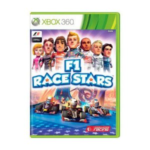 F1 RACE STARS XBOX 360 USADO