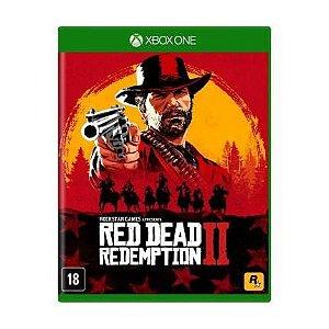 RED DEAD REDEMPTION 2 - XB1 USADO