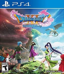 DRAGON QUEST XI PS4