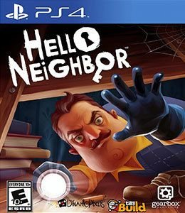 HELLO NEIGHBOR - PS4