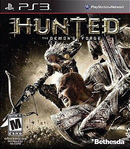 HUNTED PS3 USADO