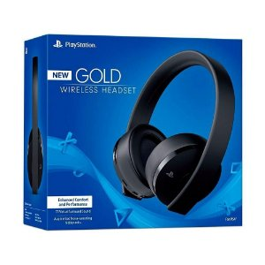 NEW HEADSET 7.1 GOLD