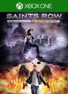 SAINTS ROW USADO XBOX ONE