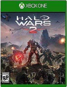 HALO WARS 2 XBOX ONE USADO