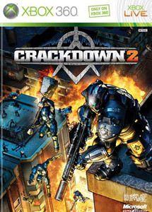 CRACKDOWN 2 X360 USADO