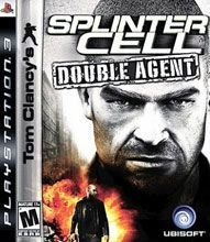 TOM CLANCY'S SPLINTER CELL DOUBLE AGENT PS3 USADO