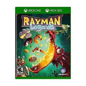 RAYMAN LEGENDS XBOX 360 - XBOX ONE