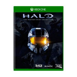HALO THE MASTER CHIEF COLLECTION XBOX ONE USADO