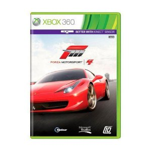 FORZA MOTORSPORT 4 XBOX 360 USADO