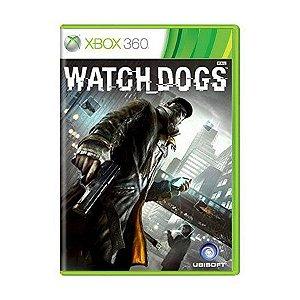 WATCH DOGS XBOX 360 USADO
