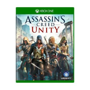 ASSASSINS CREED UNITY XONE USADO