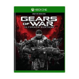 GEARS OF WAR ULTIMATE EDITION XBOX ONE USADO