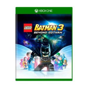 LEGO BATMAN 3 BEYOND GOTHAN XBOX ONE