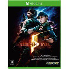 RESIDENT EVIL 5 XBOX ONE USADO