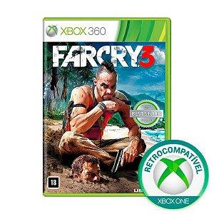 FAR CRY 3 XBOX 360 USADO
