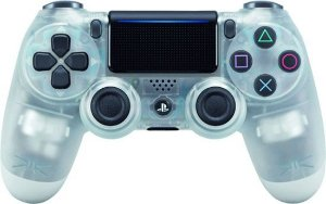 CONTROLE DUALSHOCK 4 CRYSTAL