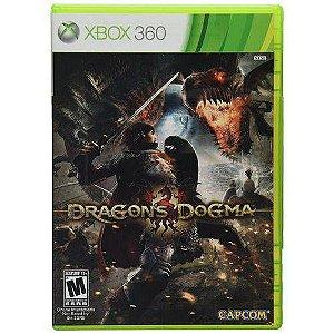 DRAGON'S DOGMA XBOX 360 USADO