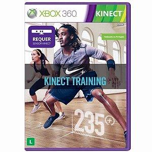 KINECT TRAINING XBOX 360 USADO