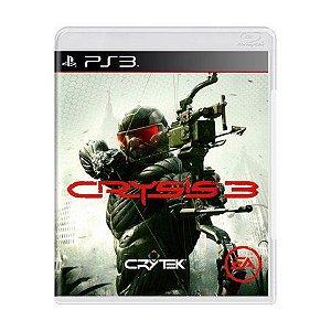 CRYSIS 3 PS3 USADO