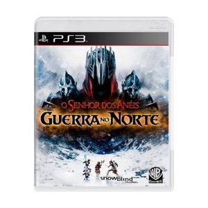 LORD OF THE RINGS: WAR IN THE NORTH PS3 USADO