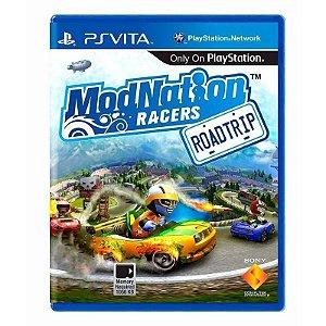 MODNATION RACERS ROADTRIP PSVITA USADO