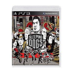 SLEEPING DOGS PS3 USADO