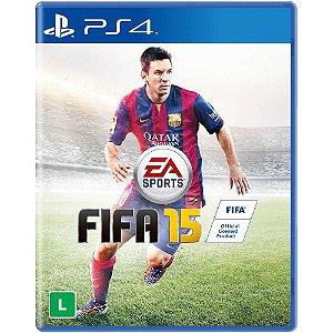 FIFA 15 PS4 USADO