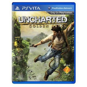 UNCHARTED GOLDEN ABYSS PSVITA USADO