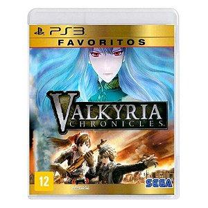 VALKYRIA CHRONICLES PS3 USADO