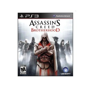 ASSASSINS CREED BROTHERHOOD PS3 USADO