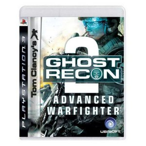 TOM CLANCY'S GHOST RECON ADVANCED WARFIGHTER 2 PS3 USADO