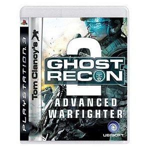 TOM CLANCY'S GHOST RECON ADVANCED WARFIGHTER 2 PS3 USADO