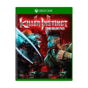 KILLER INSTINCT XBOX ONE USADO