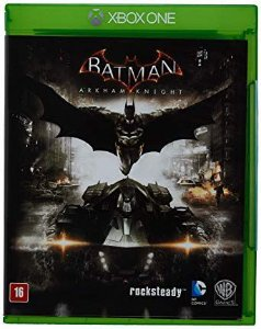 BATMAN ARKHAM KNIGHT XBOX ONE USADO